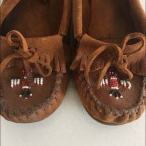Shoes - GUC Ladies Moccasins